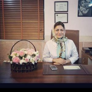 ویزیت آنلاین ماریا حجازی