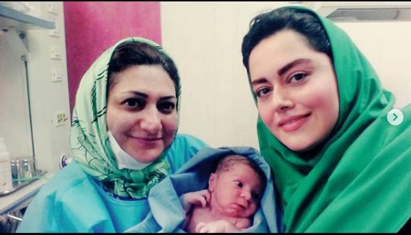 دکتر حجازی و ماما